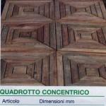 pavimentazioni quadretto concentrico