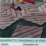 pavimentazioni quadretto diagonale