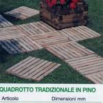 pavimentazioni quadretto tradizionale